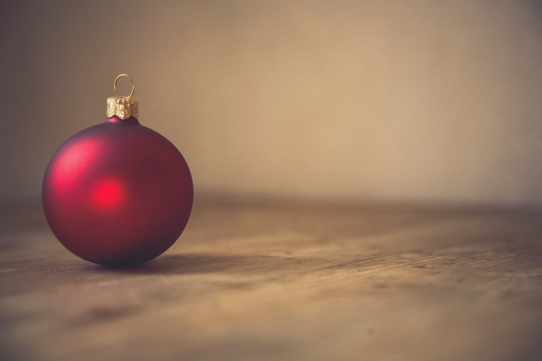 How to survive the holidays when you are grieving.