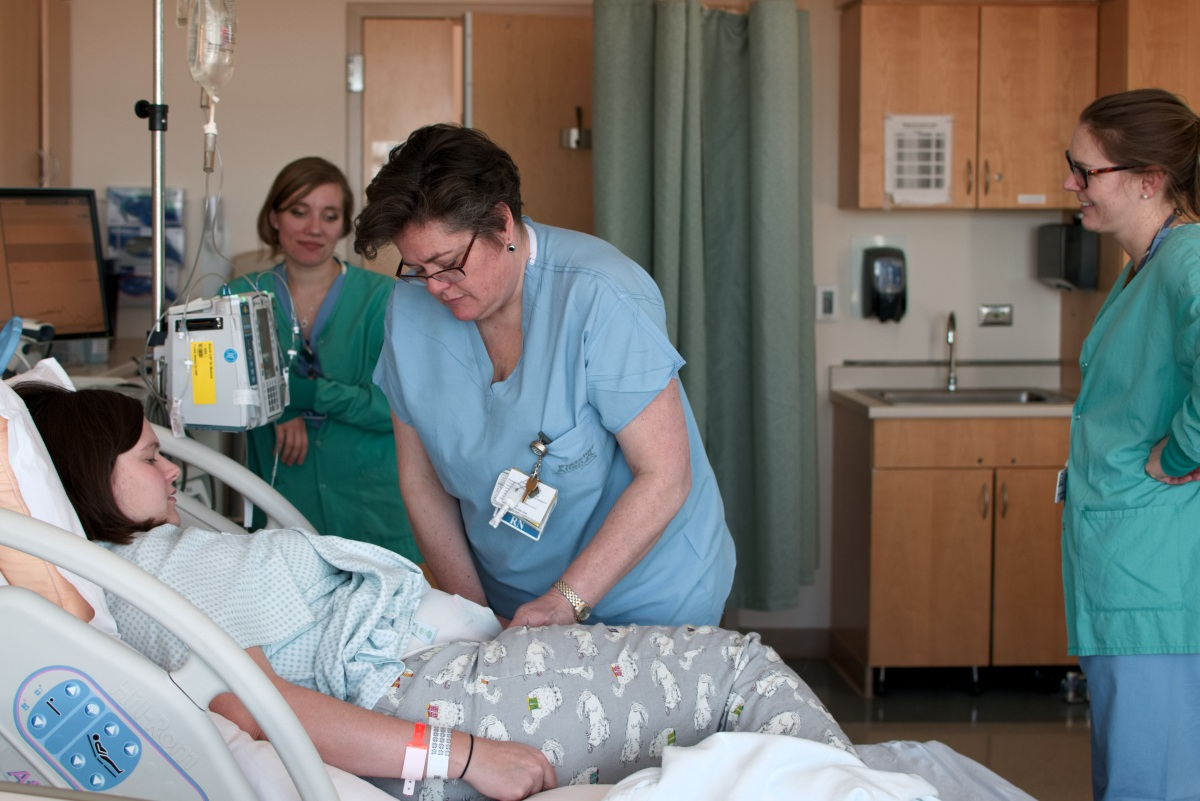 To The Nurses Whose Compassion Helped Me Heal After My Baby Was Stillborn