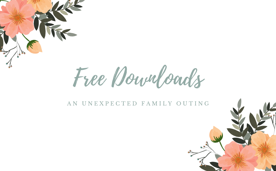 Free downloads of quotes about pregnancy loss, infant loss, and grief are available from An Unexpected Family Outing.